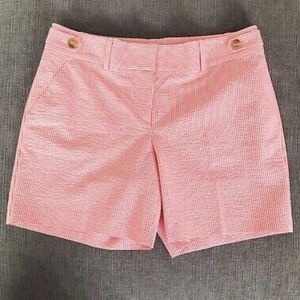 NWT Ann Taylor Striped Shorts - Size 4